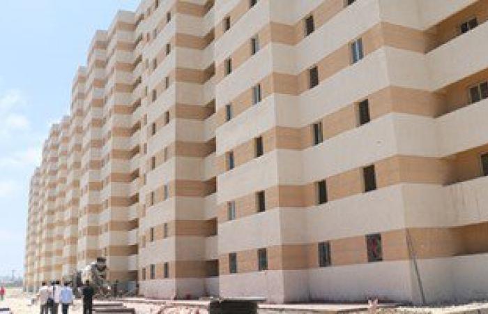 أهالى تقسيم جمعية أمنحتب بالسلام يطالبون بإدخال المرافق للوحدات السكنية