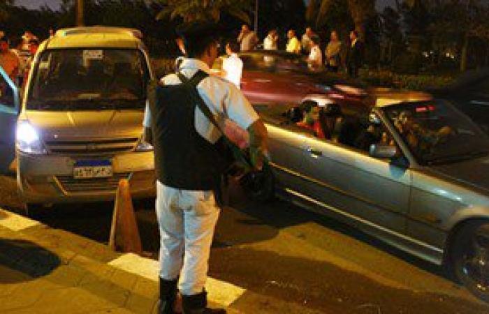 الإنضباط المرورى بالجيزة ترصد 6 آلاف مخالفة انتظار خاطئ وحدة