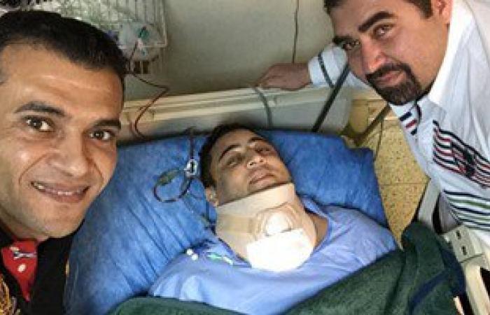 تداول صورة للقبطان ولاء حافظ بعد خروجه من غرفة العمليات