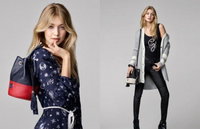 """علامة الأزياء """"تومي هيلفيجر"""" تختار جيجي حديد سفيرة عالمية لها"""