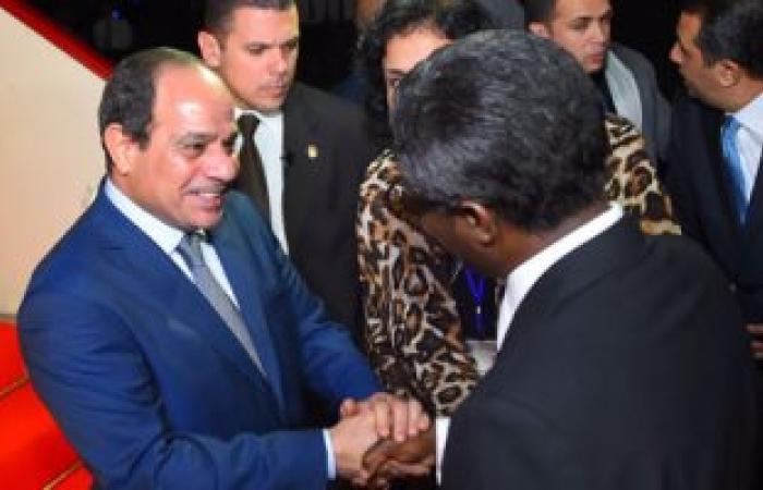 الرئيس السيسي يصل القاهرة عقب جولة خارجية شملت غينيا والبرتغال
