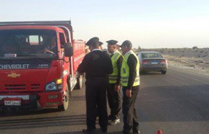 المرور: ضبط 141 سائقا يتعاطون المخدرات أثناء القيادة خلال 72 ساعة
