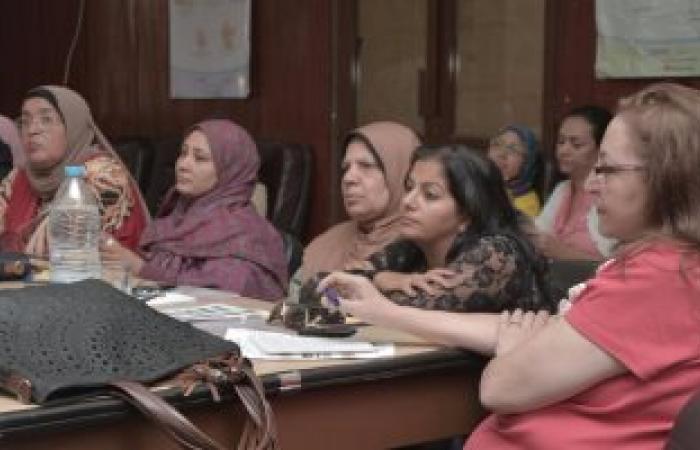 بالصور.. 9 ورش عمل للقطاع الصحى بمشروع الإنقاذ لذوى الإعاقة فى أسيوط