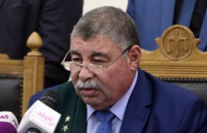 """تأجيل محاكمة 68 متهما بأحداث """"اقتحام قسم حلوان"""" لـ 17 ديسمبر"""