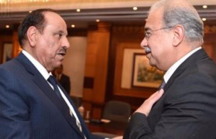 رئيس الوزراء يبحث مع وزير الداخلية الأردنى التعاون المشترك بين البلدين
