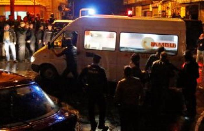 انتهاء عملية الكرك الأمنية بالأدرن واستشهاد 4 ضباط وإصابة 12 آخرين