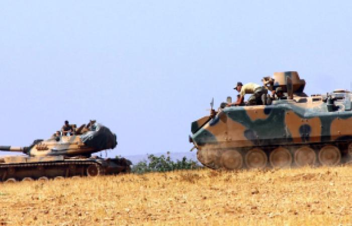 الجيش التركى: قوات سورية تدعمها أنقرة تسيطر على الطريق بين الباب وحلب