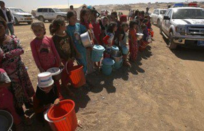 الكويت تتبرع بـ 4 ملايين دولار للمنظمة الدولية للهجرة دعما للنازحين العراقيين