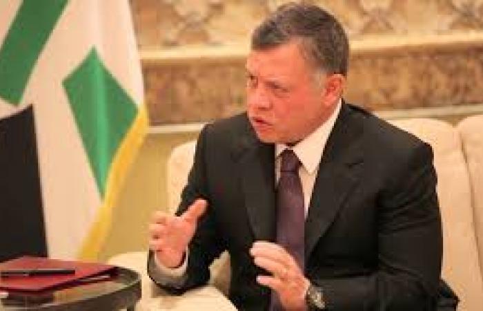 ملك الأردن يبحث مع رئيس أركان الجيش الأمريكي تحديات الإرهاب بالمنطقة