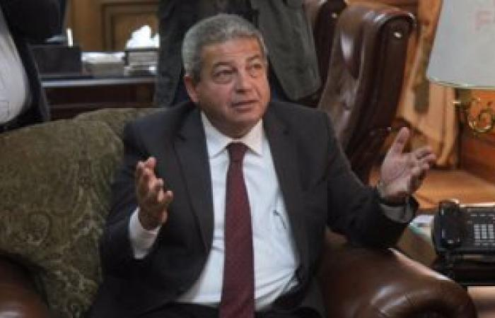 وزير الرياضة يعلن دعمه للبطولة الدولية لكمال الأجسام