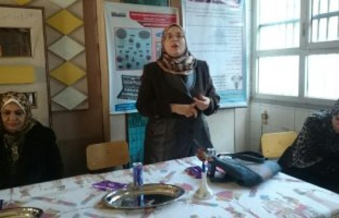 القومى للمرأة بالشرقية يعقد ندوات بالمدارس للتوعية من مخاطر الزواج المبكر
