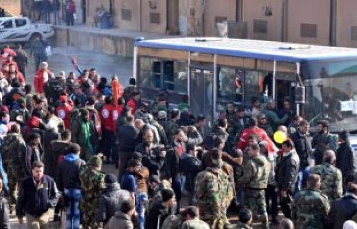 الإعلام الحربى لحزب الله: عملية الإجلاء من حلب تقترب من نهايتها