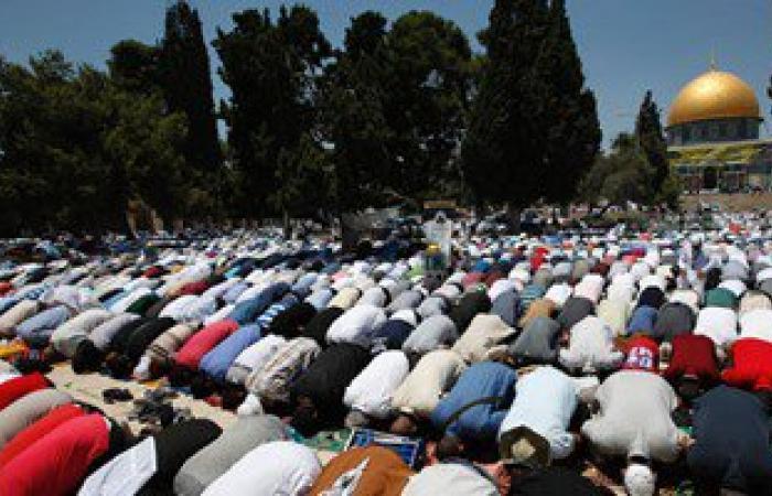 إسرائيل تمنع المصلين من قطاع غزة أداء صلاة الجمعة بالمسجد الأقصى