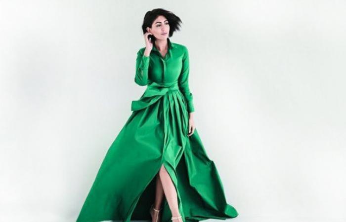 """فستان """"كارولينا هيريرا"""" يحقق جمهوراً خليجياً"""