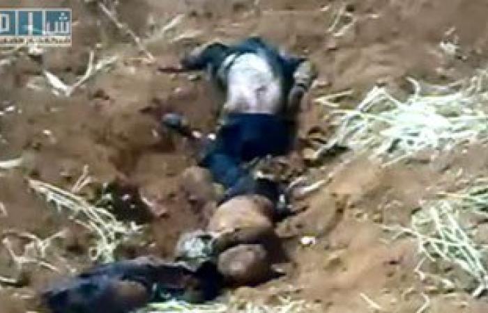 العثور على مقبرة جماعية بشرق حلب تضم جثث تحمل آثار تعذيب