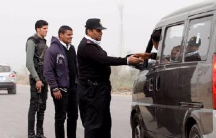 المرور: ضبط 80 سائق متعاطين المواد المخدرة اثناء القيادة