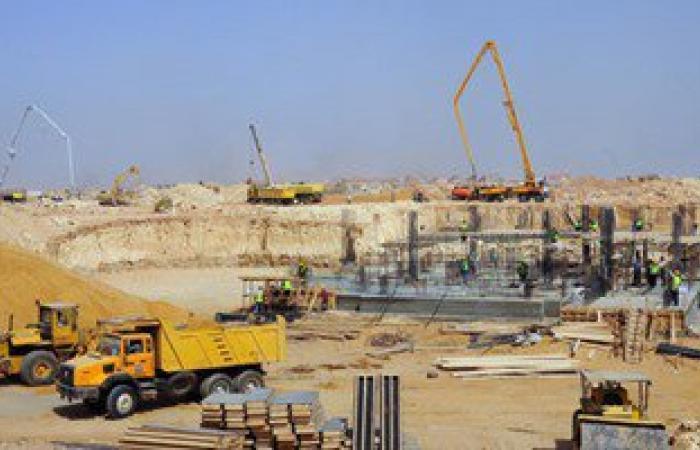 """""""الإسكان"""": تشغيل أول خط مياه بالعاصمة الإدارية الجديدة 1 يناير المقبل"""