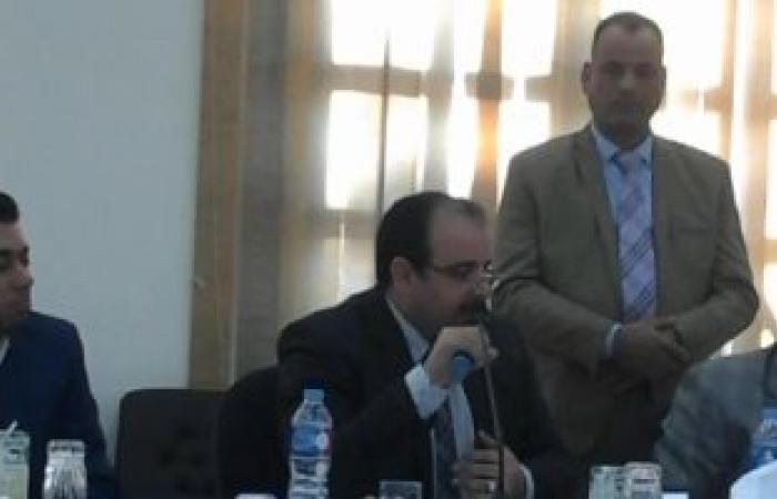 بالصور.. مجلس أمناء مدينة العاشر بالشرقية يناقش تعديل المنظومة الصحية