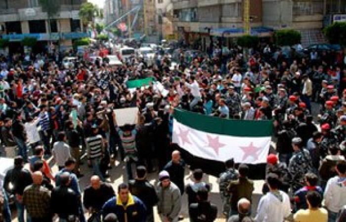 مئات من نشطاء السلام يطلقون أكبر مسيرة احتجاجية من برلين إلى سوريا
