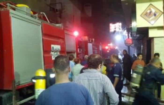 السيطرة على حريق بإحدى الشقق السكنية بدمياط
