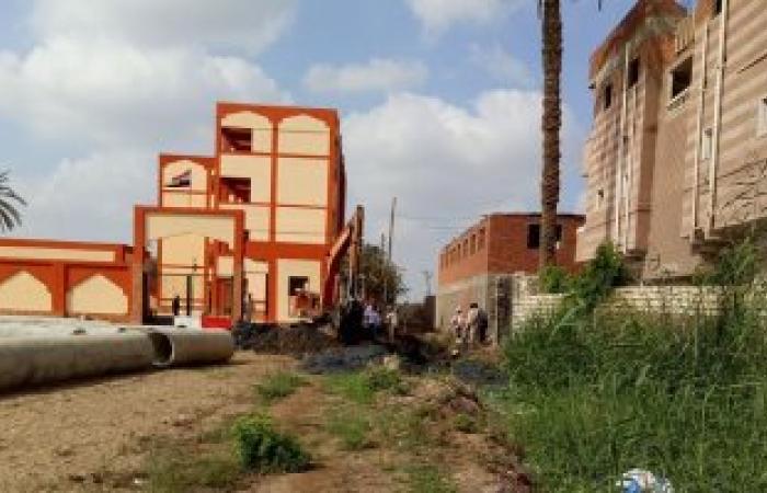 بالصور.. قرية المحسمة بالإسماعيلية تعانى من نقص الخدمات