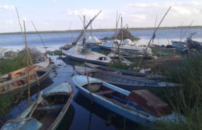 رئيس لجنة الصيد بدمياط يطالب بتشكيل لجنة لمتابعة مشاكل بحيرة المنزلة