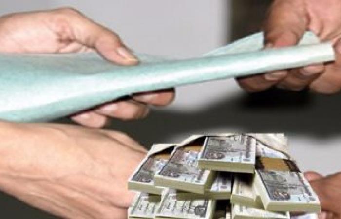 الرقابة الإدارية تضبط4 ملايين دولار ومليونى يورو بمنزل مسئول متهم بالرشوة