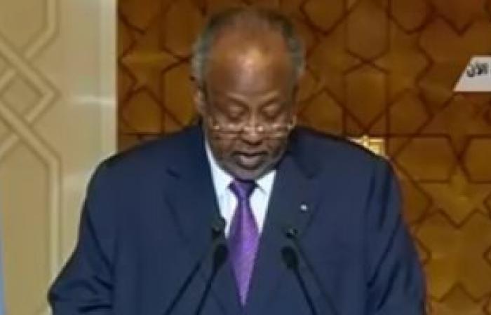 رئيس جيبوتى يبحث مع أمين عام الجامعة العربية مستجدات الوضع العربى