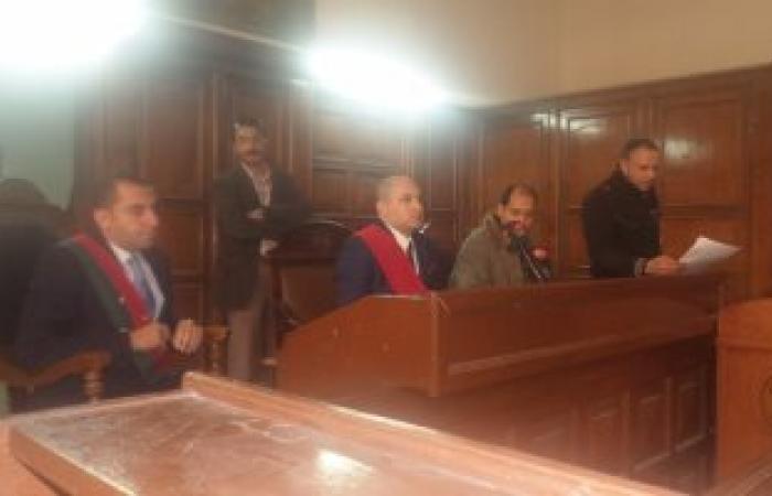 وصول 10 أمناء شرطة لنظر تجديد حبسهم بتهمة الاعتراض على نظام العمل الجديد