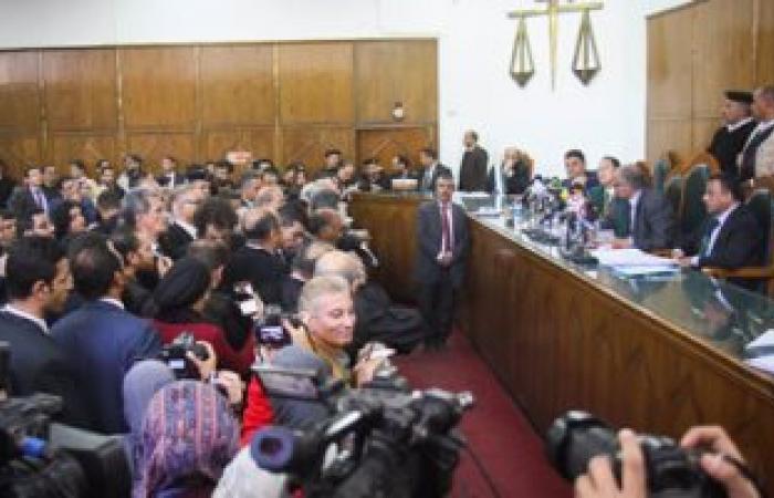 حجز قضية متظاهرى «تعيين الحدود» بدمياط لـ31 يناير للنطق بالحكم