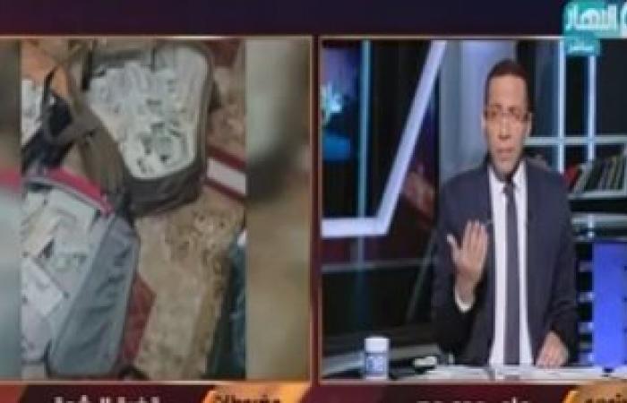 """خالد صلاح لـ""""الرقابة الإدارية"""" بعد ضبط رشوة الـ150 مليون: ضربة معلمين"""