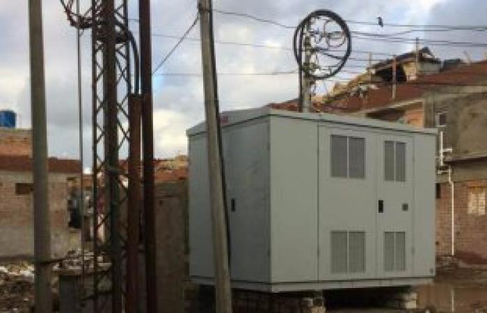 سكان مدينة دمياط يطالبون بصيانة أعمدة الإنارة بالشوارع