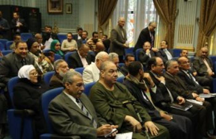 """""""زراعة البرلمان"""" تعقد اجتماعًا بحضور 5 وزراء لمناقشة تقنين وضع اليد"""