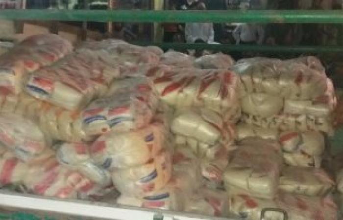 القبض على تاجر بحوزته 138 جوال سكر قبل تهريبها للسوق السوداء بالجيزة