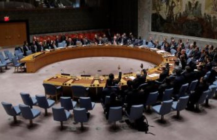مشاورات مغلقة بمجلس الأمن حول مشروع القرار الروسى للأزمة السورية