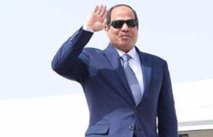 الرئيس السيسي يهنئ قادة العالم بالعام الميلادى الجديد