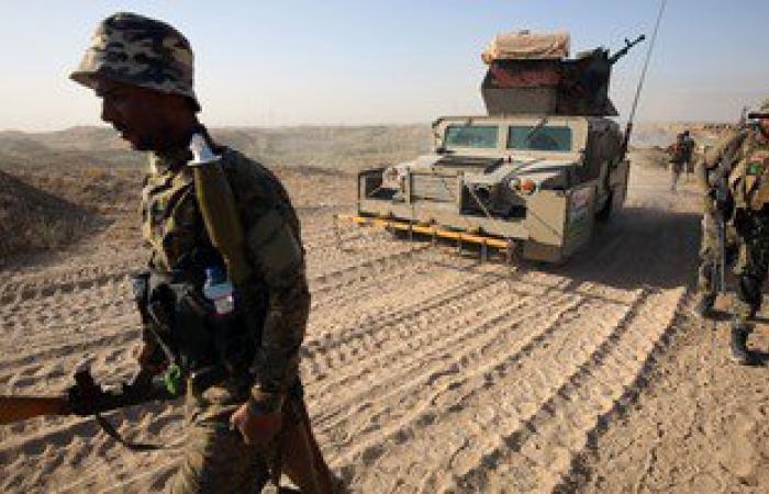 """الجيش العراقى يحرر حى """"القدس الثانية"""" شرقى الموصل"""