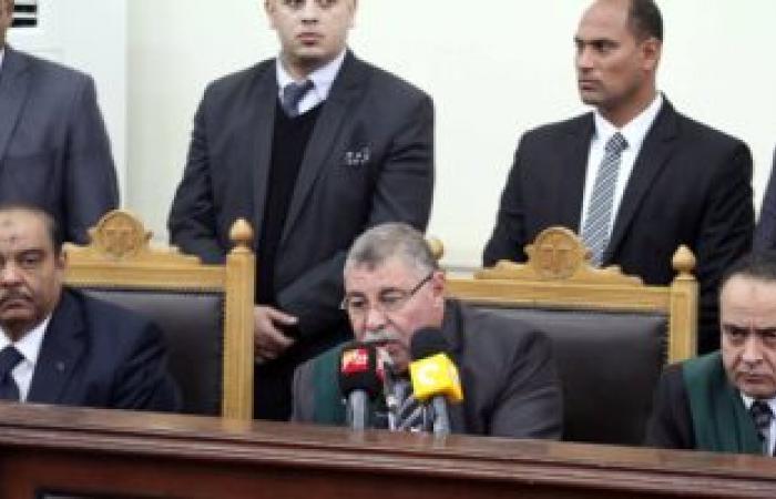 """بدء جلسة محاكمة 68 متهما بقضية """"اقتحام قسم شرطة حلوان"""""""