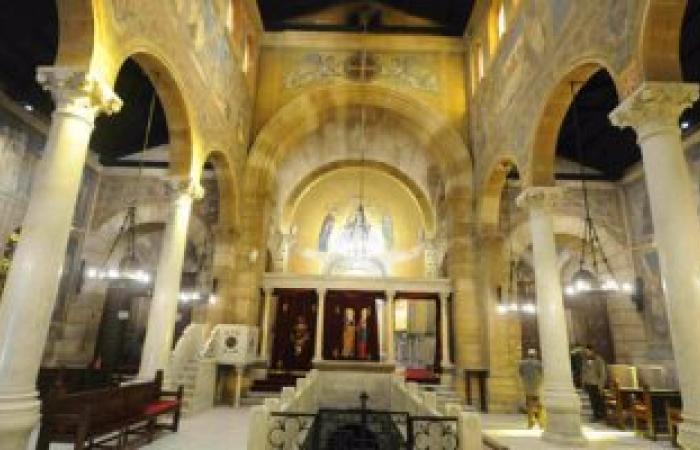ننشر أول صور للكنيسة البطرسية بعد انتهاء أعمال الترميم