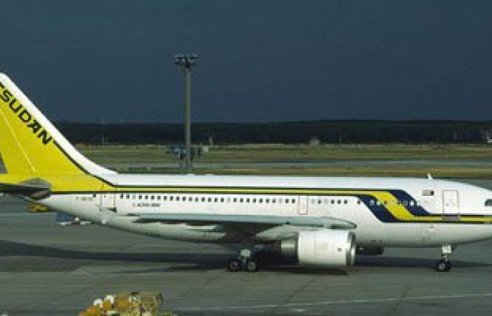 عودة طائرة الخطوط السودانية لمطار القاهرة بعد إقلاعها بسبب عطل فنى