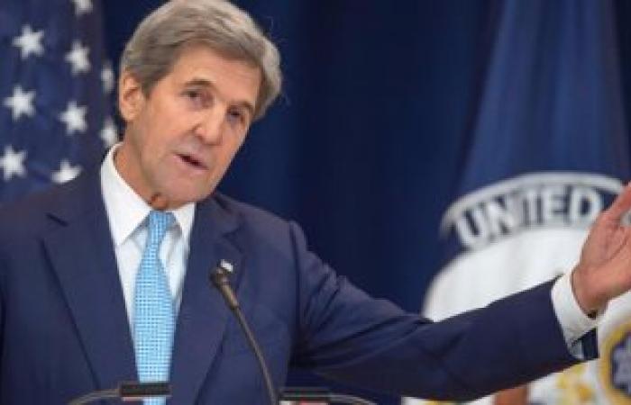 """""""التعاون الإسلامى"""" ترحب بخطاب جون كيرى حول عملية السلام"""