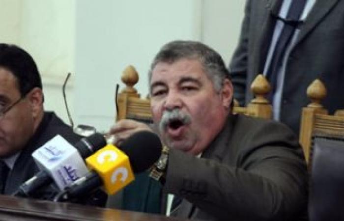 """تأجيل محاكمة 68 متهما بقضية """"اقتحام قسم شرطة حلوان"""" لجلسة 21 يناير"""