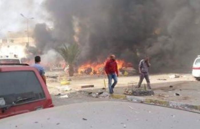 مقتل وإصابة 58 جنديا بقوات الجيش الليبى ببنغازى خلال شهر ديسمبر الجارى