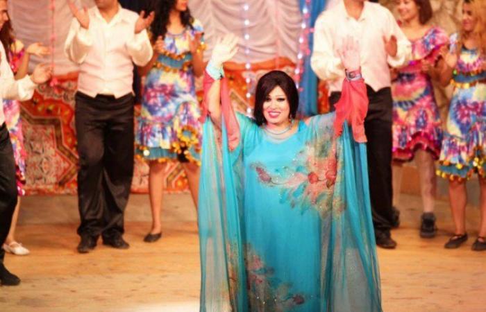 على الهواء مباشرة: وصلة رقص من فيفي عبده لجمهورها الليلة مجانا