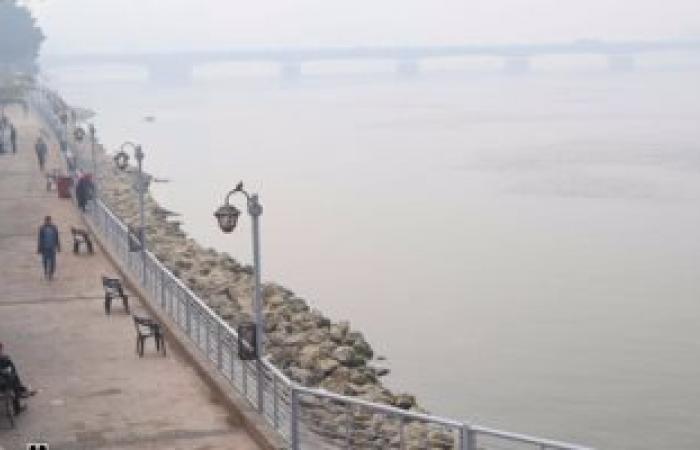 طقس اليوم شديد البرودة والصغرى بالقاهرة 8 درجات.. وتوقعات بسقوط أمطار