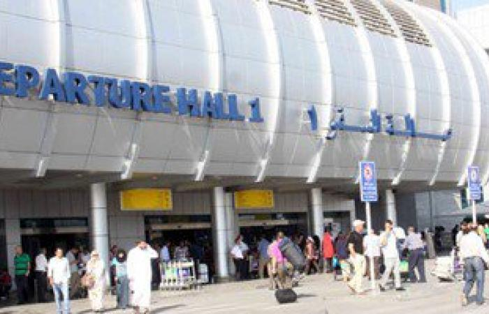 إلغاء 11 رحلة دولية بمطار القاهرة لقلة أعداد الركاب