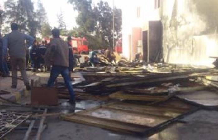السيطرة على حريق بمركز رعاية الأحداث التابع لوزارة التضامن ببولاق الدكرور