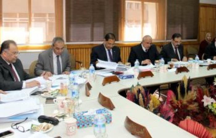 ترقية 9 أعضاء هيئة تدريس  وإنهاء خدمة 3 آخرين وتعيين 10 مدرسين بجامعة طنطا