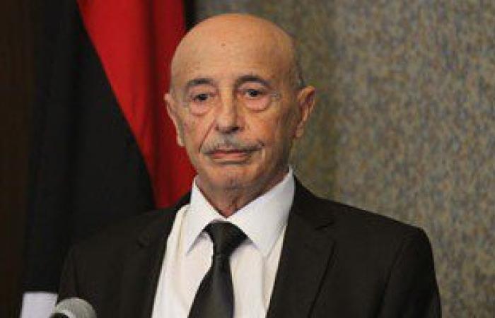 رئيس البرلمان الليبى يعود إلى بلاده بعد زيارة لمصر استغرقت 5 أيام