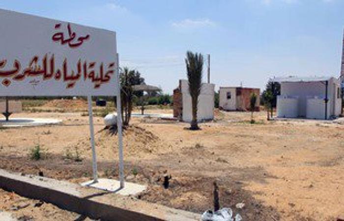 الرقابة الإدارية تشن حملة على محطات المياه وتطالب بترميم محطتين بالغربية